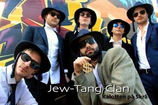 """SANG #2 Jew_Tang Clan: """"Kalotten på skrå"""""""