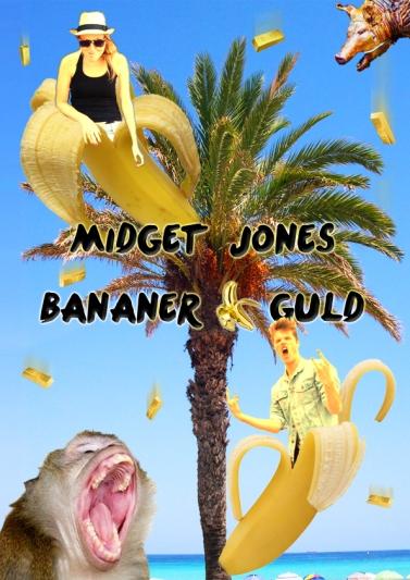 "SANG #1 Midget Jones: ""Bananer & Guld"""