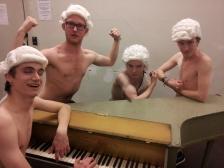 "SANG #8 Bachstreet Boys: ""Tilbage til Bach"""