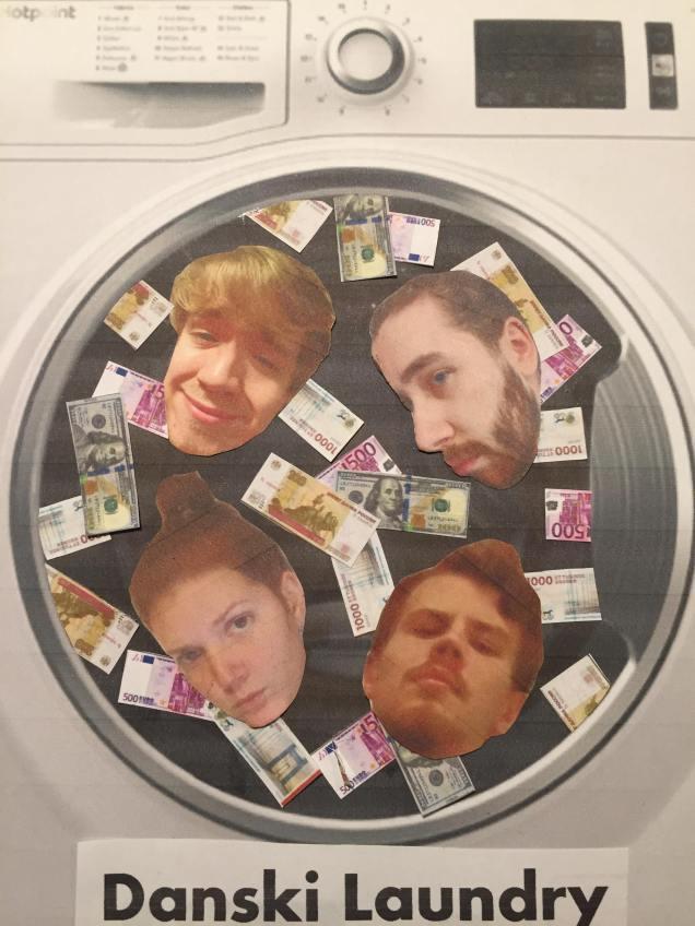Danski Laundry bandbillede