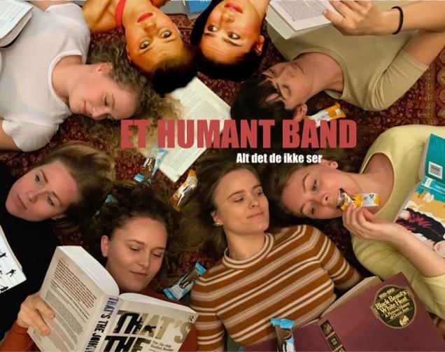 Et humant band-billede